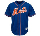 JERSEY MLB MAJESTIC REPLICA 2  NEW YORK METS
