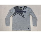 TSHIRT NEW ERA TEAM TEE MANICA LUNGA  DALLAS COWBOYS