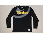 TSHIRT NEW ERA TEAM TEE MANICA LUNGA  PITTSBURGH STEELERS