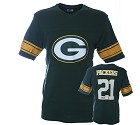 TSHIRT NEW ERA SB50 NFL V NECK  GREEN BAY PACKERS