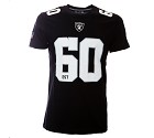 TSHIRT NEW ERA NFL NUMBER CLASSIC TEE  OAKLAND RAIDERS