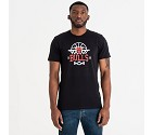 TSHIRT NEW ERA NBA LEAGUE NET LOGO  CHICAGO BULLS