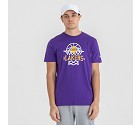 TSHIRT NEW ERA NBA LEAGUE NET LOGO  LOS ANGELES LAKERS