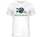 TSHIRT NEW ERA PEANUTS X NFL  SEATTLE SEAHAWKS
