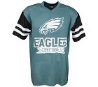 TSHIRT NEW ERA CONTRAST SLEEVE OS  PHILADELPHIA EAGLES