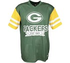 TSHIRT NEW ERA CONTRAST SLEEVE OS  GREEN BAY PACKERS