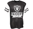 TSHIRT NEW ERA CONTRAST SLEEVE OS  OAKLAND RAIDERS