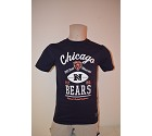 TSHIRT MAJESTIC GRAPHIC LOGO  CHICAGO BEARS