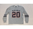 FELPA NEW ERA NUMBER CREW  CHICAGO BEARS