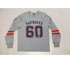 FELPA NEW ERA NUMBER CREW  NEW ENGLAND PATRIOTS