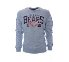FELPA NEW ERA SB50 NFL TEAM CREW  CHICAGO BEARS
