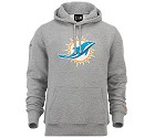 FELPA NEW ERA TEAM LOGO PO NFL  MIAMI DOLPHINS