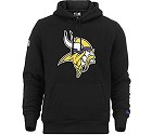 FELPA NEW ERA BIG LOGO TEAM  MINNESOTA VIKINGS