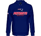 FELPA MAJESTIC GRAVIA FAN NFL   NEW ENGLAND PATRIOTS