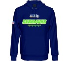 FELPA MAJESTIC GRAVIA FAN NFL   SEATTLE SEAHAWKS
