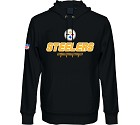 FELPA MAJESTIC GRAVIA FAN NFL   PITTSBURGH STEELERS