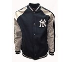 GIUBBOTTO MAJESTIC MNY3770 MELTON LETTERMAN  NEW YORK YANKEES