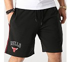 PANTALONE NEW ERA NBA STRIPE PIPING SHORT  CHICAGO BULLS