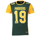 JERSEY NFL MAJESTIC DENE POLY MESH 18  GREEN BAY PACKERS