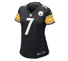 JERSEY NFL NIKE ROETHLISBERGER 7 H WOMAN PITTSBURGH STEELERS