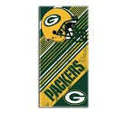 ASCIUGAMANO NFL STRIPE BEACH  GREEN BAY PACKERS