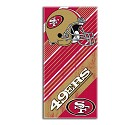 ASCIUGAMANO NFL STRIPE BEACH  SAN FRANCISCO 49ERS