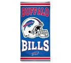 ASCIUGAMANO WINCRAFT FIBRE BEACH 75 X 150 CM  BUFFALO BILLS