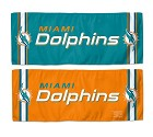ASCIUGAMANO WINCRAFT 603100 COOLING 30 X 76 CM  MIAMI DOLPHINS