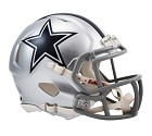 MINI HELMET RIDDELL REVO SPEED  DALLAS COWBOYS