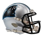 MINI HELMET RIDDELL REVO SPEED  CAROLINA PANTHERS