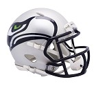 MINI HELMET RIDDELL AMP  SEATTLE SEAHAWKS