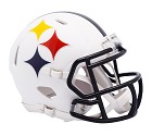 MINI HELMET RIDDELL AMP  PITTSBURGH STEELERS