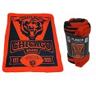COPERTA NFL PILE CHICAGO BEARS