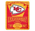 COPERTA NFL PILE  KANSAS CITY CHIEFS