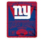 COPERTA NFL PILE  NEW YORK GIANTS