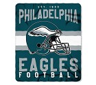 COPERTA NFL SINGULAR FLEECE   PHILADELPHIA EAGLES