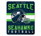 COPERTA NFL SINGULAR FLEECE   SEATTLE SEAHAWKS
