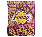 COPERTA NORTHWEST REDUX BLANKET NBA  LOS ANGELES LAKERS
