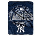 COPERTA NORTHWEST STRUCTURE BLANKET MLB NEW YORK YANKEES