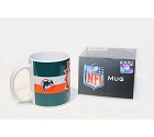 TAZZA FOREVER BIG CREST  MIAMI DOLPHINS