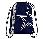BORSA FOREVER CROPPED LOGO DRAWSTRING  DALLAS COWBOYS