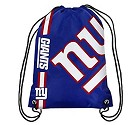 BORSA FOREVER CROPPED LOGO DRAWSTRING  NEW YORK GIANTS