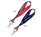 PORTACHIAVI WINCRAFT KEY STRAP LANYARD  HOUSTON TEXANS