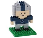 PUZZLE FOREVER 3D BRXLZ NFL TEAM PLAYER  DALLAS COWBOYS