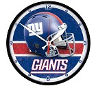 OROLOGIO DA PARETE WINCRAFT 603000 32CM  NEW YORK GIANTS