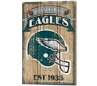 PANNELLO LEGNO WINCRAFT ESTABLISHED 38 X 61 CM PHILADELPHIA EAGLES