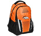 ZAINO FOREVER STRIPE FRANCHISE BACKPACK  DENVER BRONCOS