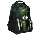 ZAINO FOREVER STRIPE FRANCHISE BACKPACK  GREEN BAY PACKERS