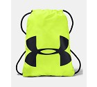 ACCESSORIO UNDER ARMOUR 1240539 OZSEE SACKPACK   GIALLO FLUO