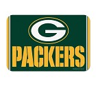 ZERBINO WINCRAFT 603600 DOOR MATT NFL  GREEN BAY PACKERS